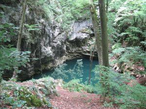 Lacul Dracului - Cheile Nerei