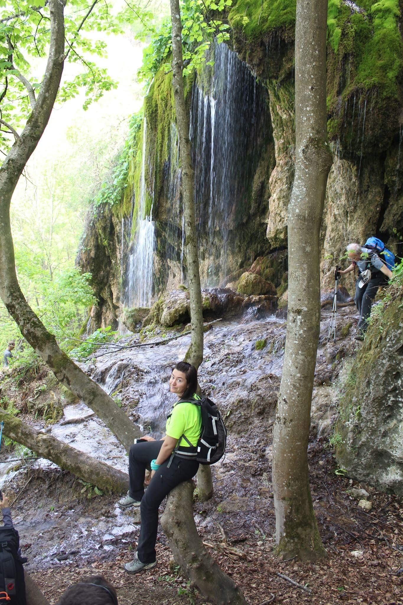 Cascada Sipote Apuseni